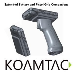 Extended Battery Pistol Grip
