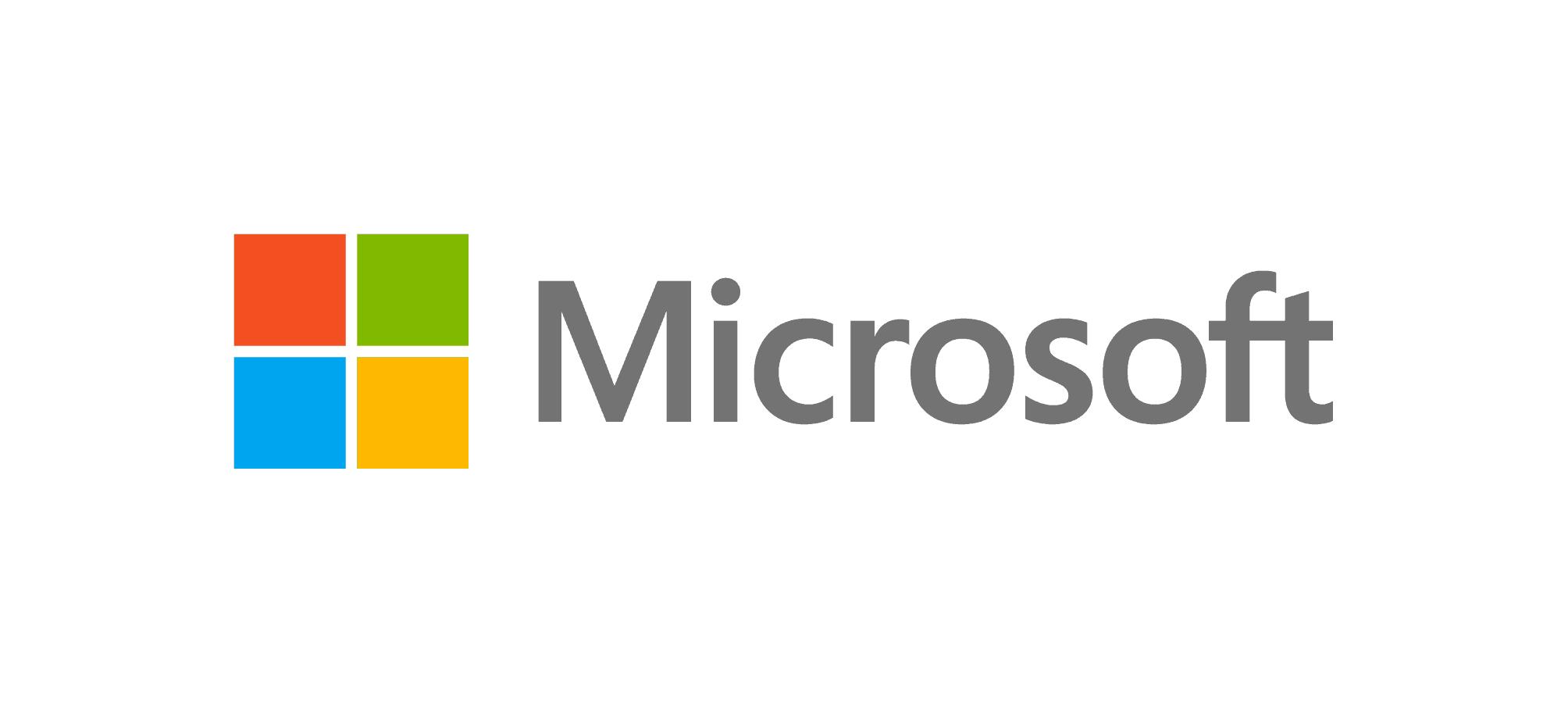 Microsoft Logo Windows